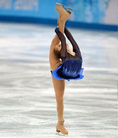 Yulia Lipnitskaya Amazing Sochi Olympics Performance #sochi2014