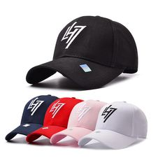 2d2a1edcf72 2017 LH7 Letter Embroidery Brand Baseball Cap Snapback Caps Sports Leisure  Hats Fitted Casual Gorras Dad