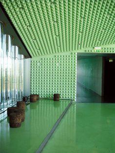 Sala Cibermusica da Casa da Música Arquiteto: Rem Koolhaas