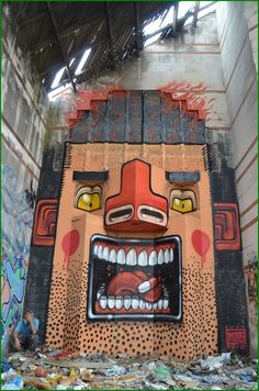 Mural by MR THOMS