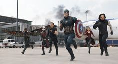 cool Trailer: Captain America gaat helemaal los in Civil War