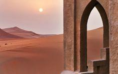 Liwa Desert UAE