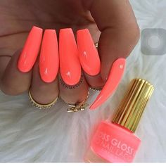50 Acrylic Coffin Nails Art Designs For You In 2019 Summer - Septor Planet acrylic coffin nails art designs for you in 2019 summer - Septor Planet # coffi . Aycrlic Nails, Neon Nails, Yellow Nails, Bling Nails, Bright Nails Neon, Bright Summer Acrylic Nails, Best Acrylic Nails, Acrylic Nail Designs, Nail Art Designs