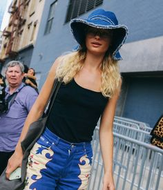 Vogue.com's resident photographer Phil Oh is where the off-catwalk action is at New York Fashion Week. Don't miss his daily roundups of the best street style.