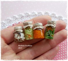 Hey, I found this really awesome Etsy listing at https://www.etsy.com/listing/221173249/a-set-of-miniature-bottles-number-14