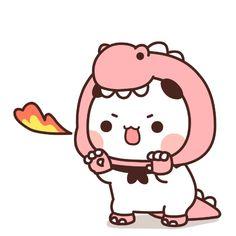 Cute Bunny Cartoon, Cute Cartoon Images, Cute Kawaii Animals, Cute Cartoon Wallpapers, Kawaii Cute, Animes Wallpapers, Cute Bear Drawings, Cute Cartoon Drawings, Kawaii Drawings