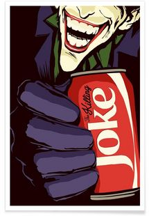 Killing Joke - Butcher Billy - Affiche premium