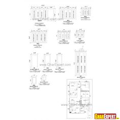 Sample Architectural Structure Plumbing and Electrical drawings Plumbing Drawing, Windows And Doors, Floor Plans, How To Plan, Architecture, Drawings, Schedule, Timeline, Sketch