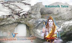Hundreds of thousands of Hindu devotees make an annual pilgrimage to the Amarnath cave on challenging mountainous terrain. Visit this place in this new year with your Family and Friends by VisakahaTravels.com.