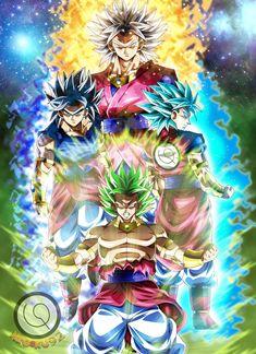 Dragon ball z film broly 2 vf Dragon Ball Gt, Dragon Ball Image, Otaku Anime, Lolis Anime, Anime Art, Dragons, Goku Y Vegeta, Akira, Dbz Characters