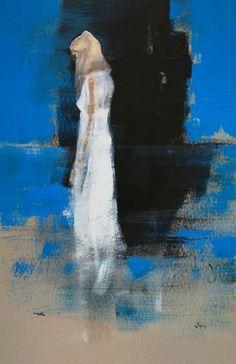 "Saatchi Art Artist OSCAR ALVAREZ; Painting, ""Nostalgia 6"" #art"