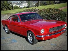 PONY TIME! S46 1965 Ford Mustang Fastback 289 CI, Automatic Photo 1