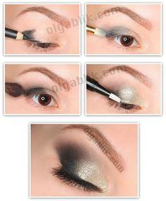 Night out eye makeup! #makeup #beauty #lola #lolabox #eyemakeup #eyeshadow