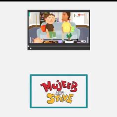 🎉 Here we go 🎉 ⬇️ ⬇️ As a  new step toward fulfilling the duty of Dawah , our surprise will be 👀 ⬇️ ⬇️ #Mujeeb_Steve 🎬  a cartoon series for your children 🎬 #Mujeeb_Steve series focuses on main concepts & misconceptions about Islam in a way that is exciting , attractive and easy to understand 👍 💪🏼 We aim to hit 100,000 views ! Can you share the mission  and help spread the link ?  First episode of #Mujeeb_Steve is released 🎉  youtu.be/hM1400UU7DU  Watch, share & Let's know your…