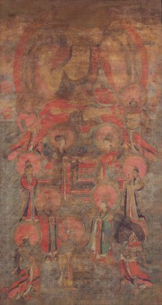 Art works People's Liberation Army, Chinese Astrology, 14th Century, Deities, Oriental, It Works, Painting, Art, Art Background