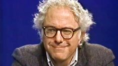A Conversation with Bernie Sanders (In 1988) https://youtu.be/KL8BpbWP7_8