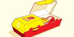 McDonald's Upside-Down Flag Causes Post-Election Controversey