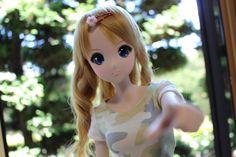 Kizuna Yumeno Smart Doll by kirino_imobb