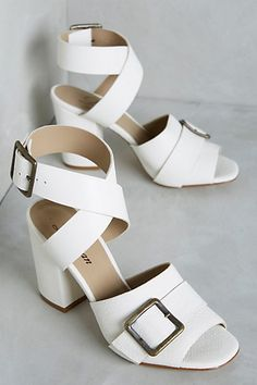 Carly Heels #anthropologie