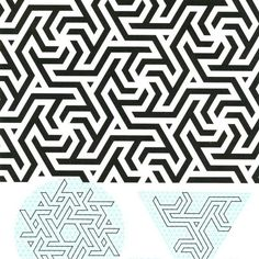 Islamic Pattern - the link has tons of examples, very cool!