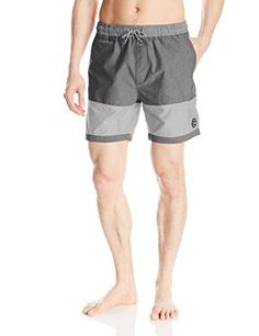 138408fd4194 Amazon.com  Volcom Men s Threezy Jammer Short  Clothing