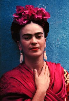 Frida Kahlo | Most Radical Change Agent