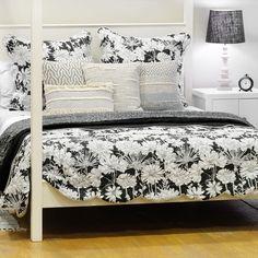 Deixem-se embalar pela Coleção Juliet! Para noctívagos e não só | A Loja do Gato Preto | #alojadogatopreto | #shoponline Juliet, Interior Decorating, Interiors, Bed, Design, Furniture, Home Decor, Decorating Ideas, Throw Pillows