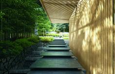 KKAA - Entry Along Ticketing Pavilion