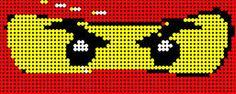 Image result for ninjago crochet blanket