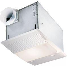 Panasonic FVNLF WhisperLine CFM InLine Fan Inch Duct For - Panasonic 50 cfm bathroom fan with light