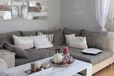 Beautiful Style: Autumn Interior Decoration Ideas