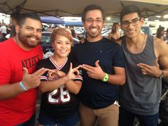 SDSU Homecoming Tailgate!!