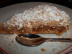 Μια από τις ωραιότερες τάρτες κράμπλ μήλου, που έχετε δοκιμάσει. Η ζύμη, τραγανή, και η γέμιση υγρή . Φοβερή ισοροπία γεύσης και εμφάνισης !!!! Kai, Recipies, Pudding, Bread, Ethnic Recipes, Desserts, Brunch Ideas, Food, Yummy Yummy