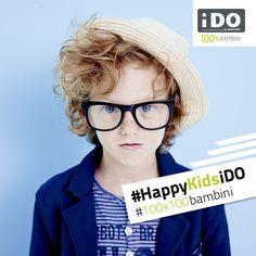 Perché per noi i bambini sono... i sorrisi giganti, le domande difficili e la super curiosità! #HappyKidsiDO #happykids #kids #springsummer #ss15