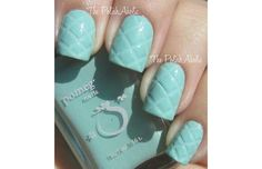 43 Stunning And Easy DIY Nail Ideas For 2015 (Slide #40) - Offbeat