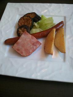 "Breakfast ""Fufu"" Atami Japan"