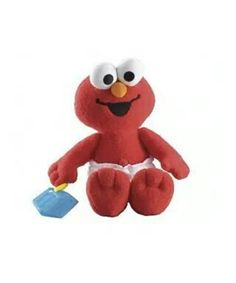 Sesame Street My First Pal Elmo Baby Toy Includes Teether Made By Fisher Price in 2007 Ages Newborns and Up * Find out more about the great product at the image link. (This is an affiliate link) Toddler Toys, Baby Toys, Sesame Street Toys, Baby Elmo, Baby Playroom, Fisher Price Toys, Big Bird, Baby Games, Special Gifts