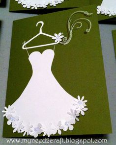 MyNeed2Craft: Bridal Shower Luncheon Invite...my bridal shower invites!! Thanks terry, krissy girl, and delene!!! :)