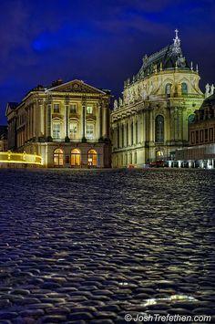 _DSC8390 - Versailles Palace - Paris, France by JoshTrefethen.com, via Flickr