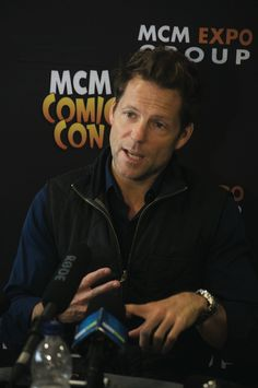 Jamie Bamber, Oct 2016, Fangirl, Appreciation, My Photos, London, Pretty, Fan Girl, London England