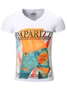 T-shirt van het merk Carisma.