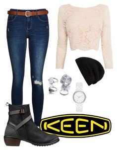"""""""So Fresh and So Keen: Contest Entry"""" by zmills151 on Polyvore featuring Keen Footwear, Coast, Rick Owens, DKNY and keen"""