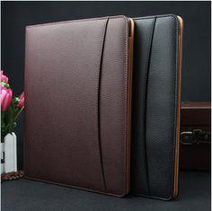 $26.10 (Buy here: https://alitems.com/g/1e8d114494ebda23ff8b16525dc3e8/?i=5&ulp=https%3A%2F%2Fwww.aliexpress.com%2Fitem%2FHot-sales-Brown-Black-Blue-Multifunctional-PU-Leather-File-Folder-Documents-Case-A4-Documents-Notepad-Holder%2F32657171893.html ) pu leather folder Multifunctional PU Leather File Folder A4 Documents Case A4 Documents Notepad Holder pu filling product for just $26.10