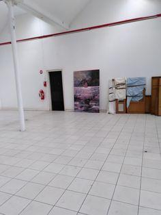 #studio new studio, new horizons! #porterenaud #wip #mulhouse #france #artiststudio #artordie #space #painting #sculpture