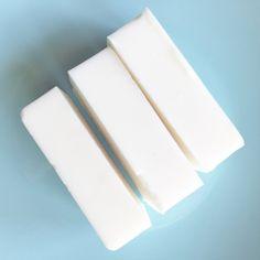 100% Cold Process Coconut Oil Soap Recipe