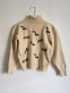 Trendy Women's Outfits : littlealienproducts: no sweater by fake girlfriend… 80s Fashion, Korean Fashion, Fashion Outfits, Fashion Trends, Phoebe Philo, Phoebe Buffay, Forever Young, Sweater Weather, Look Cool