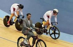 And the gold goes to ... PEE-WEE HERMAN!