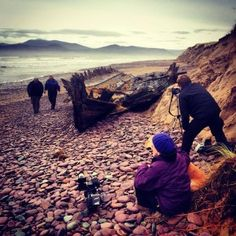 Superstorm Christine revealed an unexpected shipwreck! Read more about the #SunbeamShipwreck on our blog. http://www.diversinstitute.edu/superstorm-christine-reveals-century-old-sunbeam-shipwreck-ireland/ #DivingNews