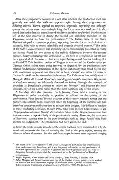 "Catharine Macedo, Between Opera and Reality: The Barcelona ""Parsifal"", Cambridge Opera Journal, Vol. Cambridge University, Free Reading, Reading Online, Opera, Barcelona, Books, Libros, Opera House, Book"