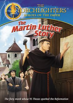Share the story of Martin Luther, father of the Reformation, with children through this episode of the Torchlighters! Celebrate the 500th anniversary of the Reformation by learning with Luther that salvation comes by faith.
